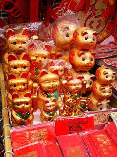 上海招き猫