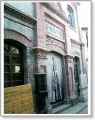 朱家角の古い郵便局