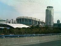 上海八万人体育館