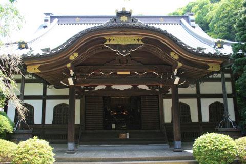妙本寺(鎌倉)本堂
