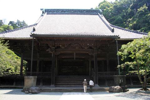 妙本寺(鎌倉)祖師堂