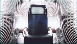 癒しの空間 : ゼロ磁場ドーム