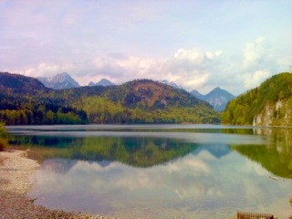 シュバルツヴァルトの湖