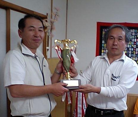 070610木幡ゴルフ愛好会NO24コンペ優勝