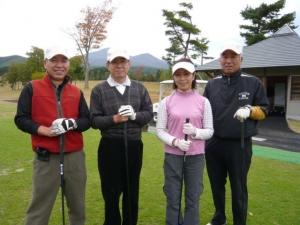 JAゴルフ大会