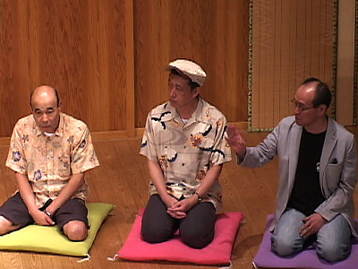 両師匠と小佐田先生