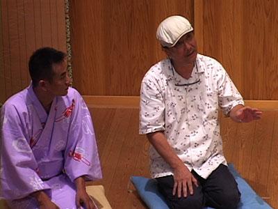 雀喜さんと松井監督