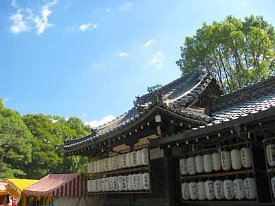 御香宮神社15