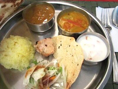 インド料理ケララ3