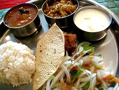 インド料理ケララ9