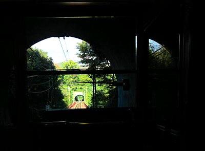 男山ケーブルカー8