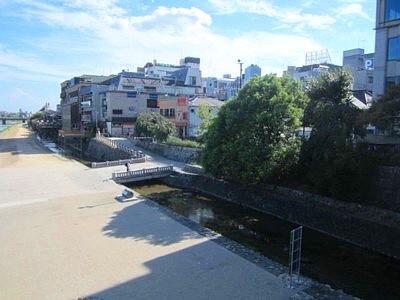 三条河原2