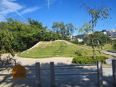 先斗町 公園
