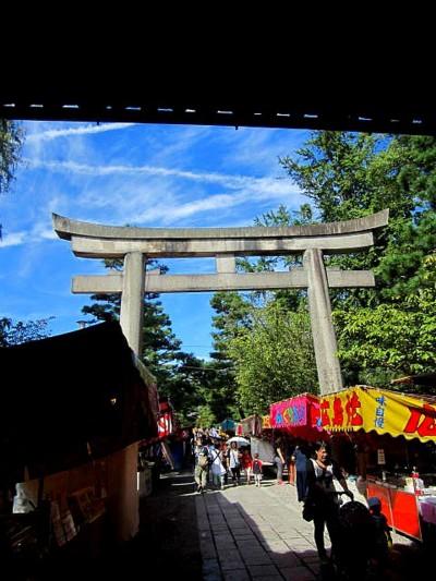 御香宮神社のお祭り6