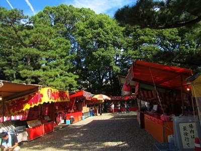 御香宮神社のお祭り7