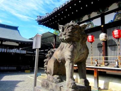 御香宮神社のお祭り9