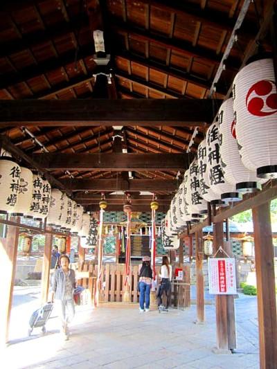 御香宮神社のお祭り10