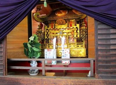 御香宮神社のお祭り16