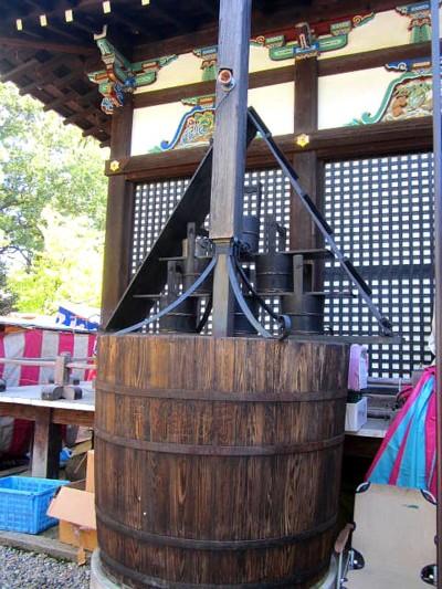 御香宮神社のお祭り27