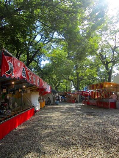 御香宮神社のお祭り28