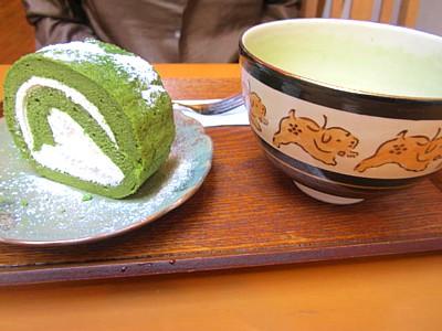 抹茶セット5
