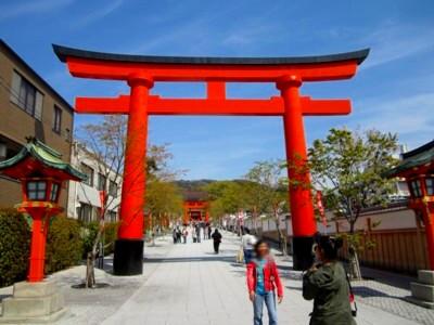 京都伏見稲荷神社4