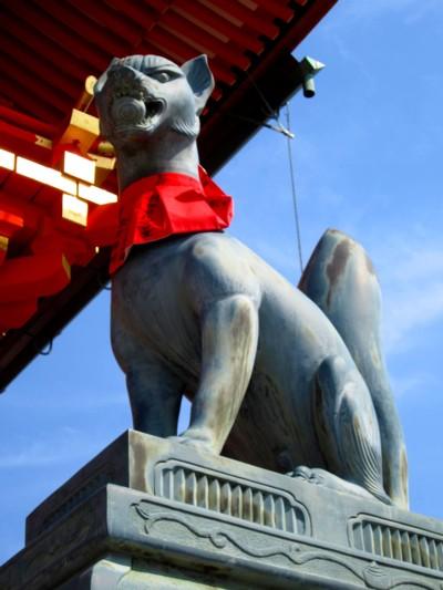 京都伏見稲荷神社9