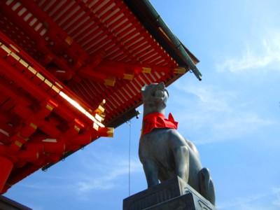 京都伏見稲荷神社10