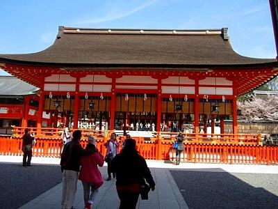 京都伏見稲荷神社11