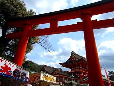京都伏見稲荷神社14