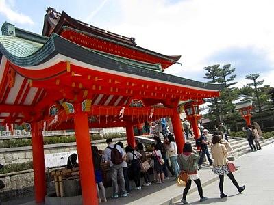 京都伏見稲荷神社15