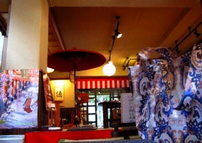 伏見稲荷神社近辺のお店など