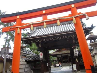 寺町二条上がる 神社仏閣