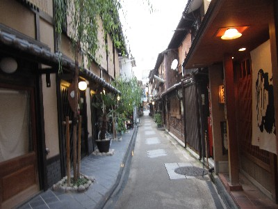 裏寺 綾小路通り2