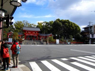 京都祇園四条通り5