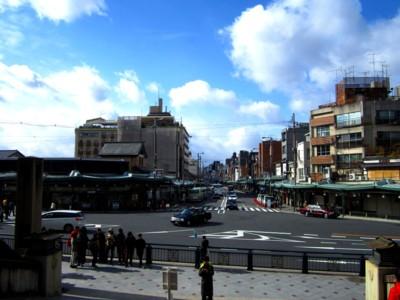 八坂神社0