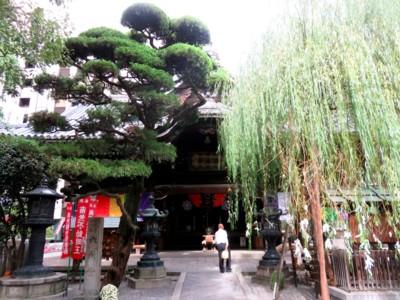 六角堂 京都