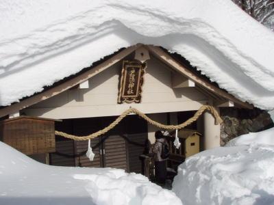 戸隠神社奧社