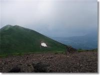 男女岳から見た田沢湖