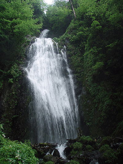 回顧の滝(みかえりのたき)