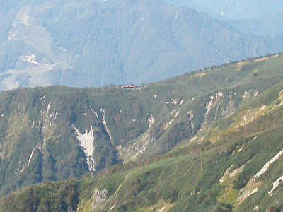 平標山山の家