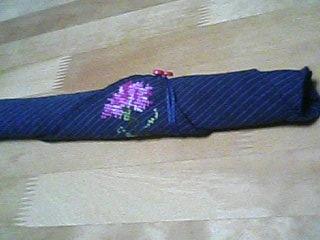 母の日に寄せて箸袋