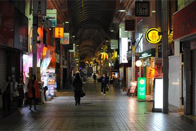 武蔵小山 パルム商店街