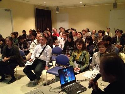 ミュージアム・シネマ・サロン20121012