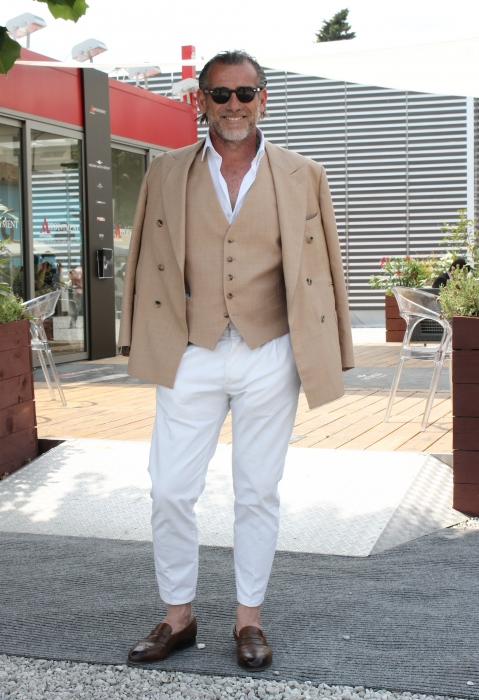 W-jacket & Single Vest
