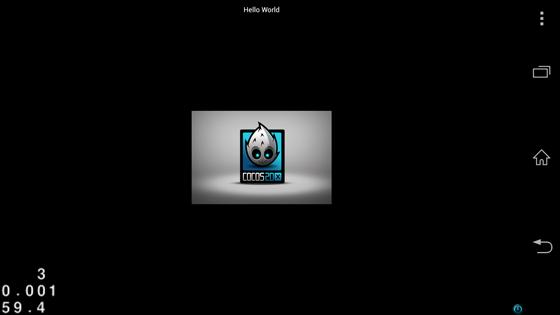 cocos2d-x 3.0 新規画面