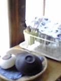 和食器は笊で.JPG