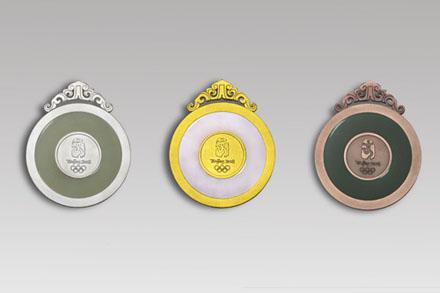 北京オリンピックメダル