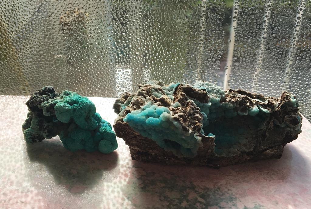 スミソナイト原石2