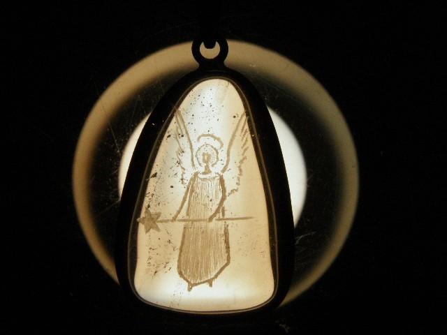 SHRI天使の刻印ペンダント